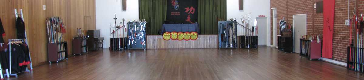 Shaolin Kung Fu Academy Venue, Allen McLean Hall, 37 Albert St, Mordialloc; outside view